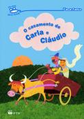 O casamento de Carla e Cláudio