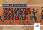 Standfor Projects - Who are the major Greek and gods and goddesses? - Level 1