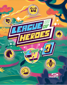 League of Heroes - Level 3