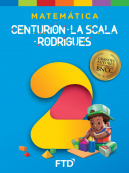 Grandes Autores - Matemática - Marília Centurión, Júnia La Scala e Arnaldo Rodrigues - 2º Ano