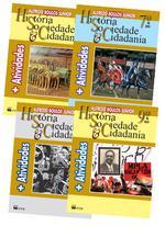 História, Sociedade & Cidadania - Atividades