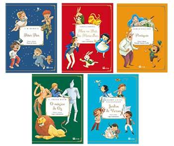 Grandes Clássicos para Jovens Leitores