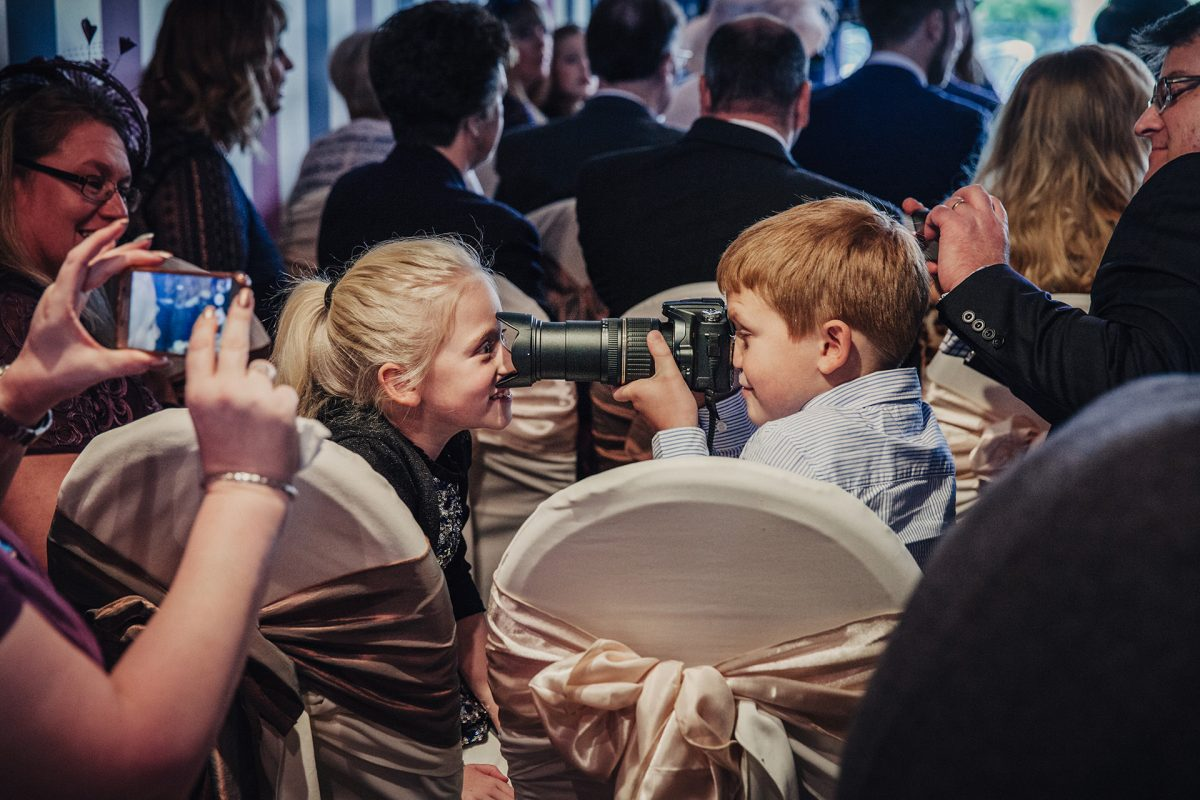 Wedding Photography_Malvern_kids and cameras