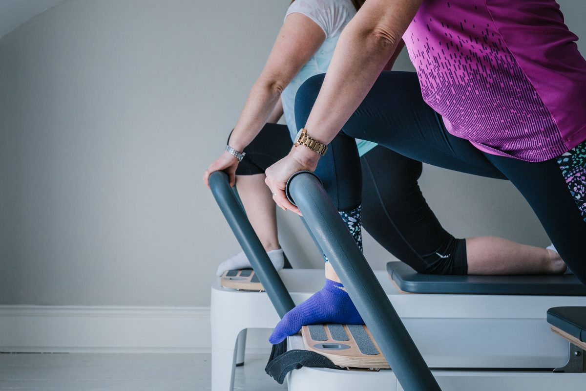 Bristol Photographer_House of Pilates Reformer