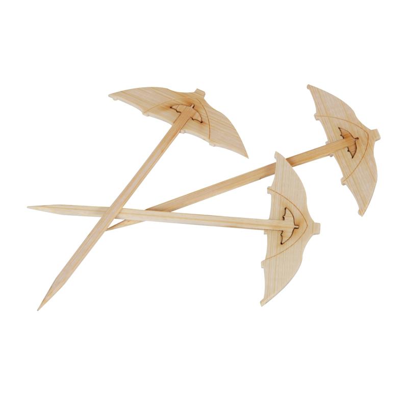 CHIBA Umbrella Pick - 3.5 in