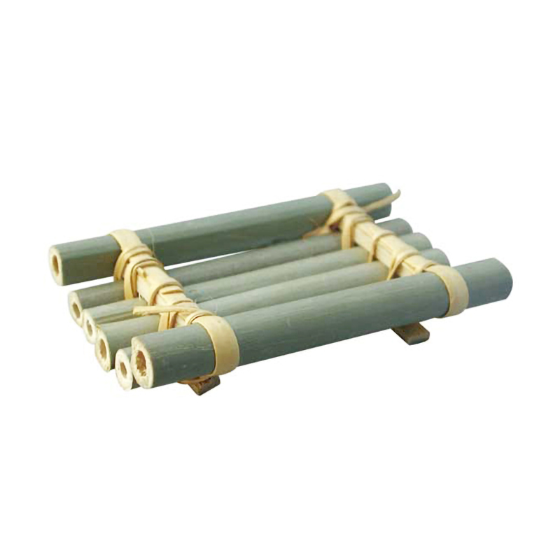 Nikko Bamboo Tube Raft -  L:3.2 W:2 x H:.45in