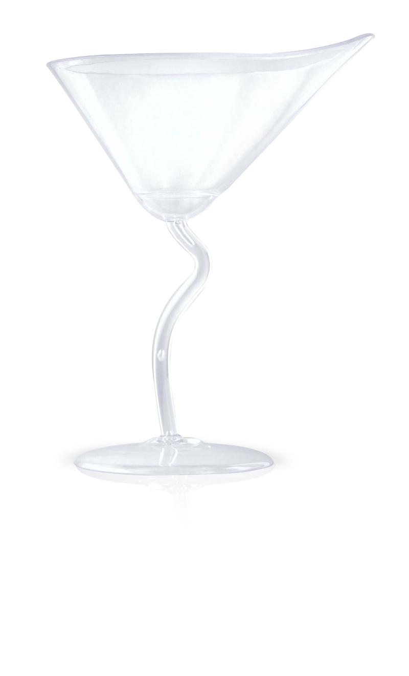 Mini Martini Cup - 2oz H: 4.5 - 3 x 3.75