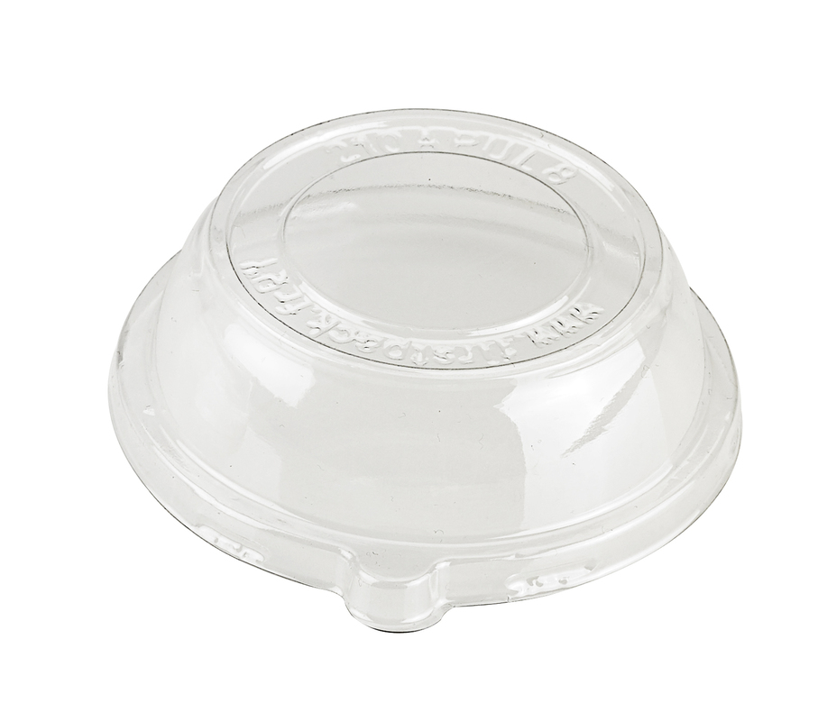 Clear Dome Lid For 210GPU140 - 2.83 x 0.98 in