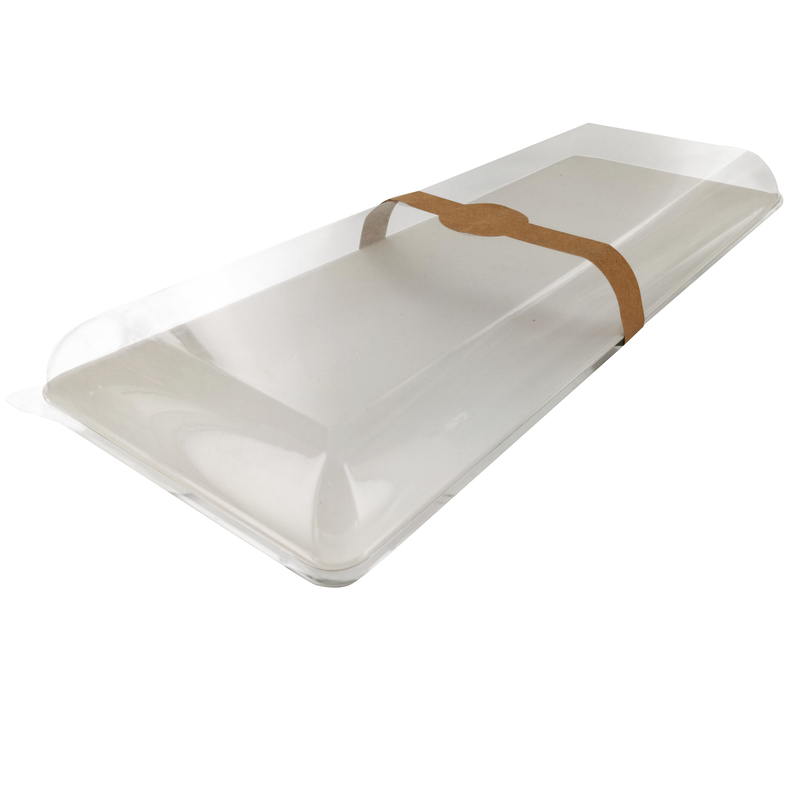 Recyclable Clear Lid For 210BCHIC3915 - 15.9 x 6.18 x 1.29 in