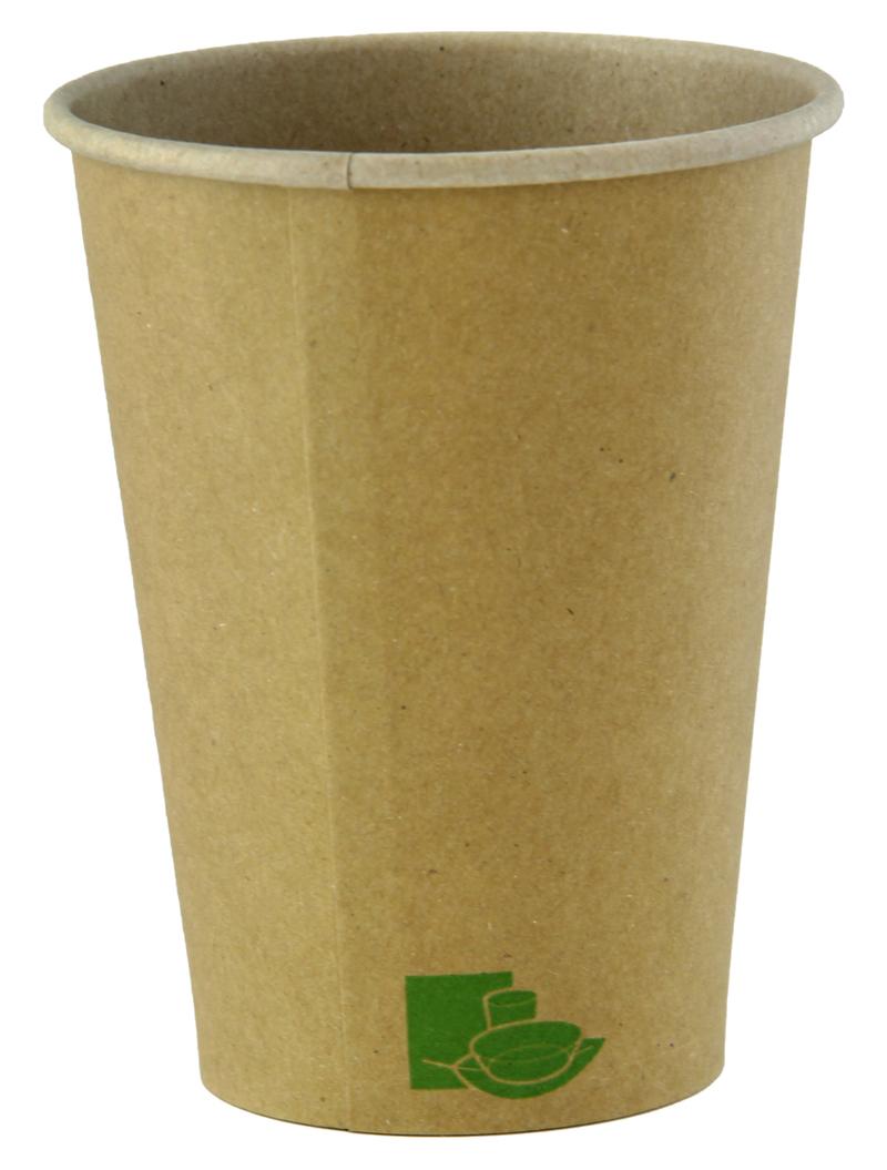 Zen Kraft Paper Cup - 12oz