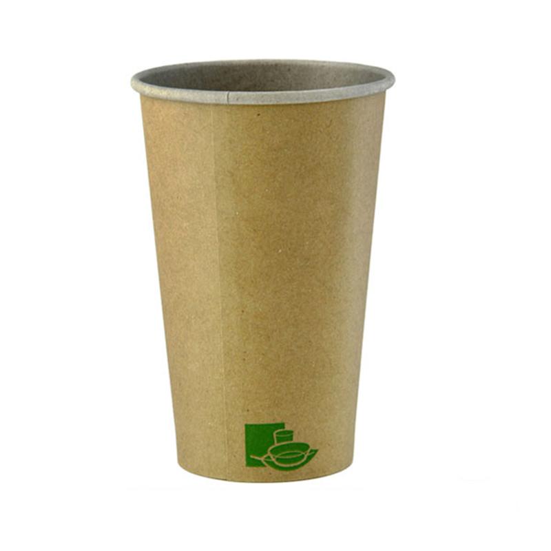 Zen Kraft Paper Cup - 20oz