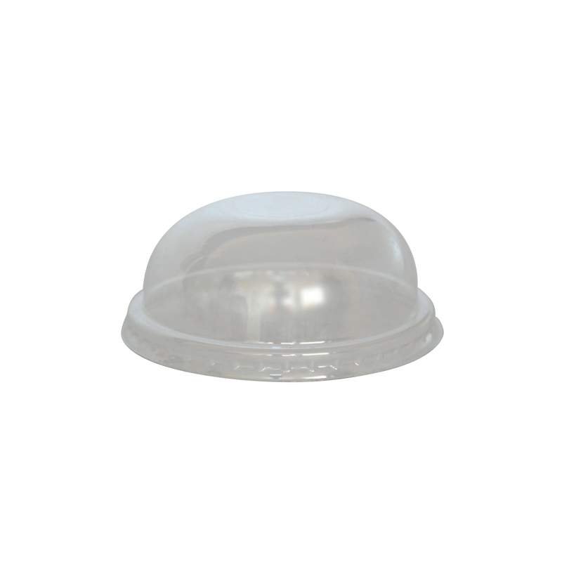 Dome Lid Without Hole at Top For 210POB181 & 210POC181N - Ø:3.5 in
