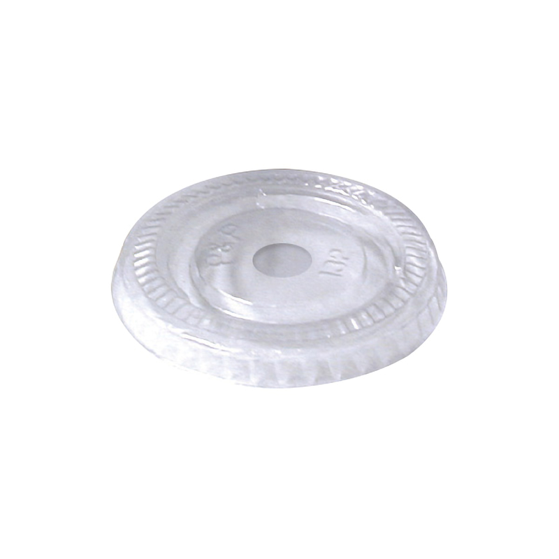 Flat lid For 210POB270 And 210POC270N  - 3.74 x 3.74 x 0.39 in