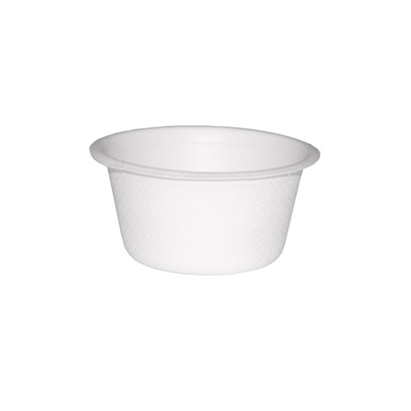 Sugarcane 2oz Souffle / Portion Cup - Ø: 2.1 in
