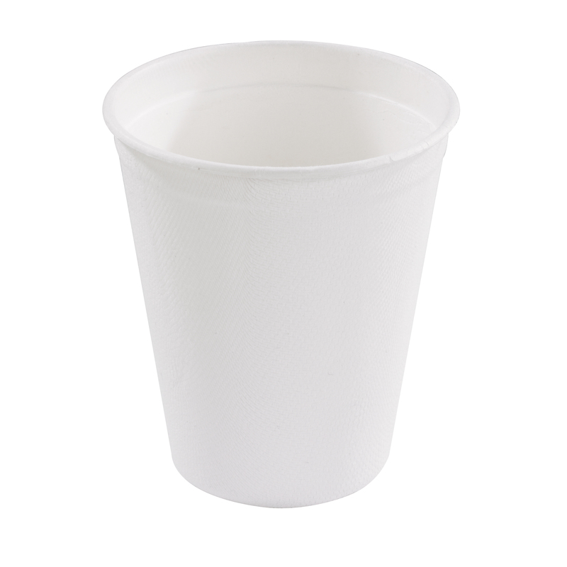 Sugarcane Cup 8 oz Ø: 3.15 in