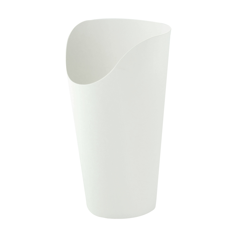 White Wrap Cups - 14 oz