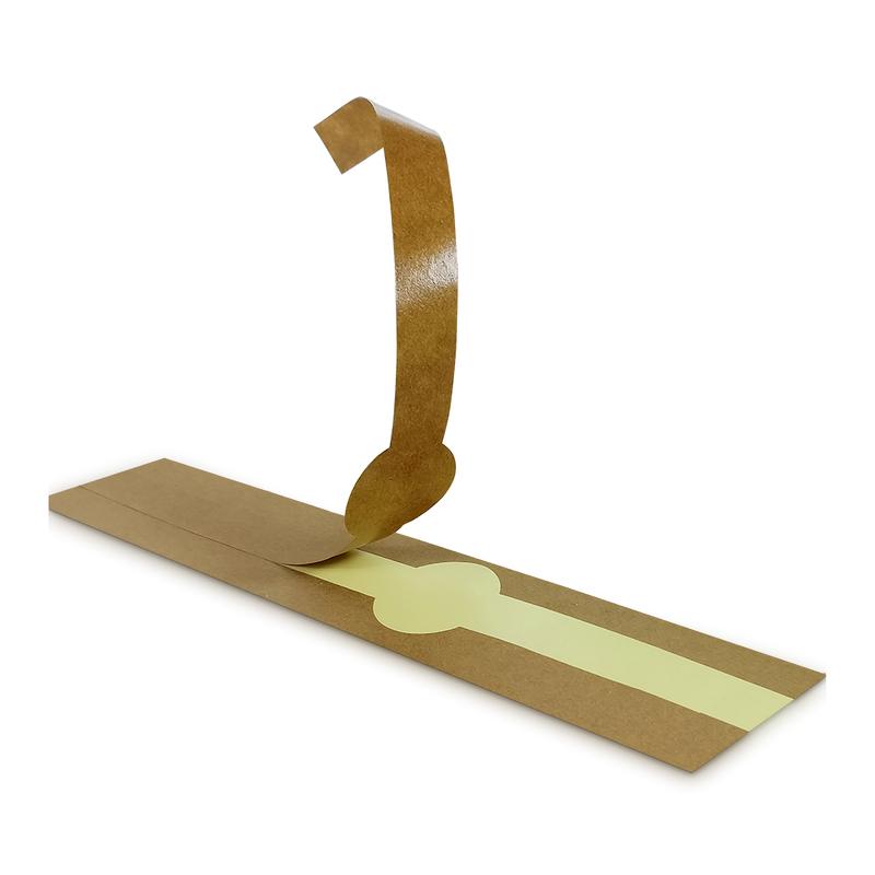 Kraft Self-Adhering Paper Wrapper - 11.75 in