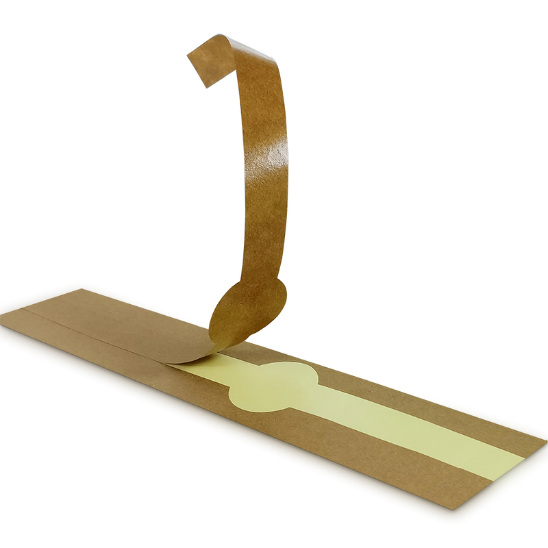 Kraft Self-Adhering Paper Wrapper- 15.75 in
