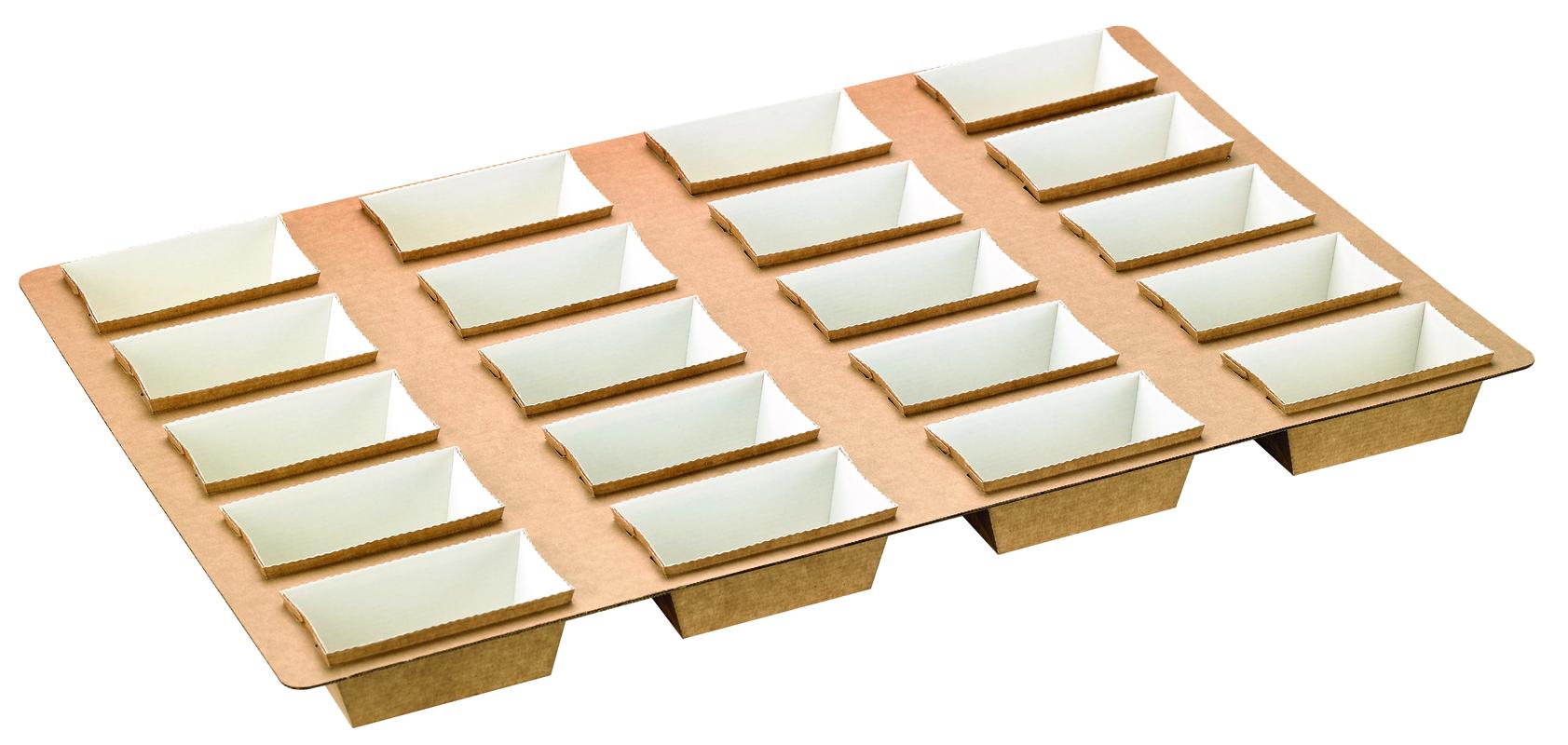 Tray rectangular baking molds - 14.2 x 22 in