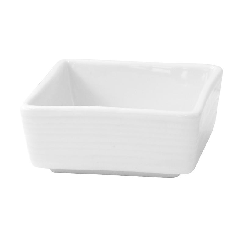 Mini Porcelain Bowl - 2.8 x 2.8 x 1.2 in.