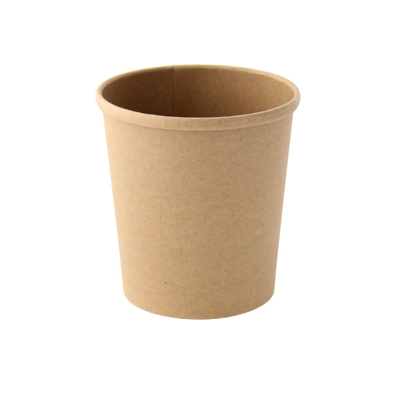 Brown Kraft Soup Cup - 16oz