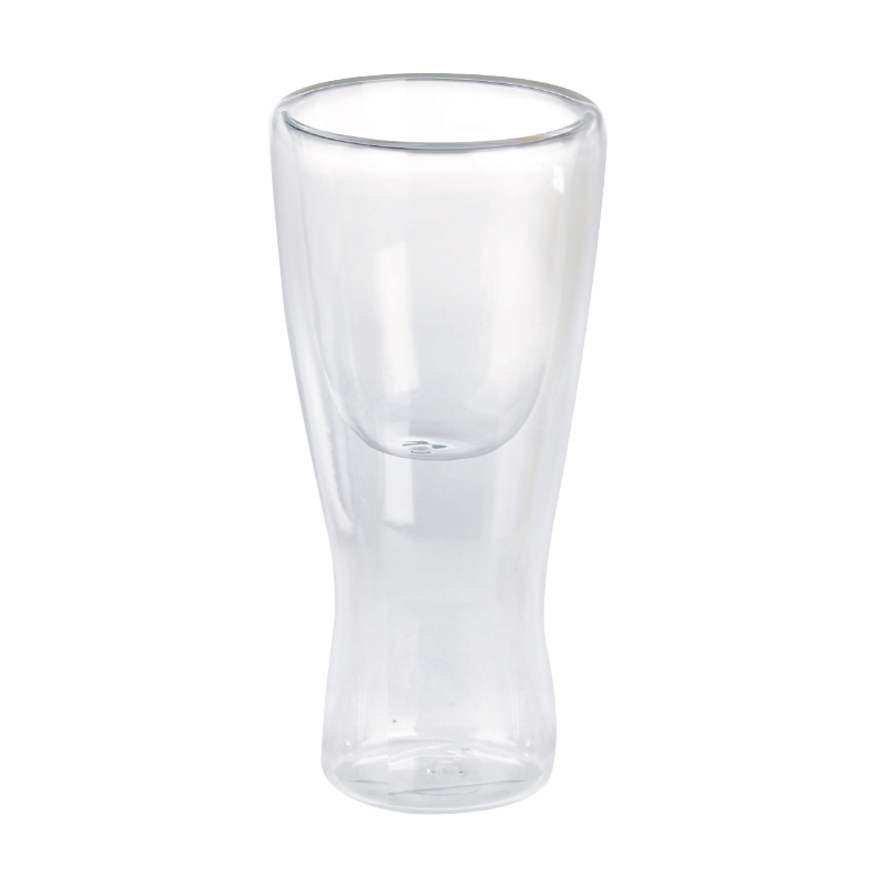 Double Wall Tall Mini Glass - 2oz