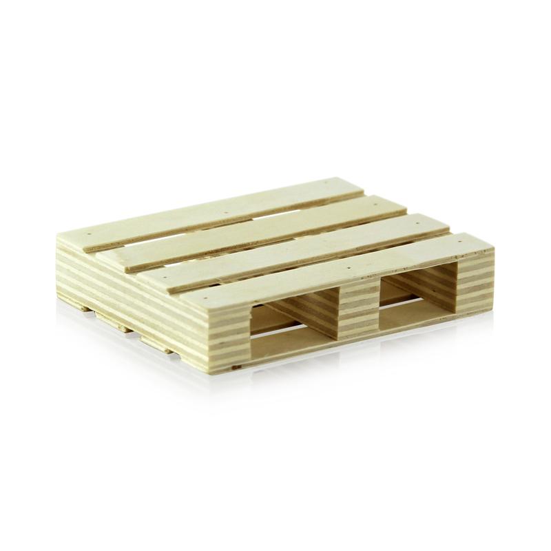 Mini Wood Pallet - 3.15 in.