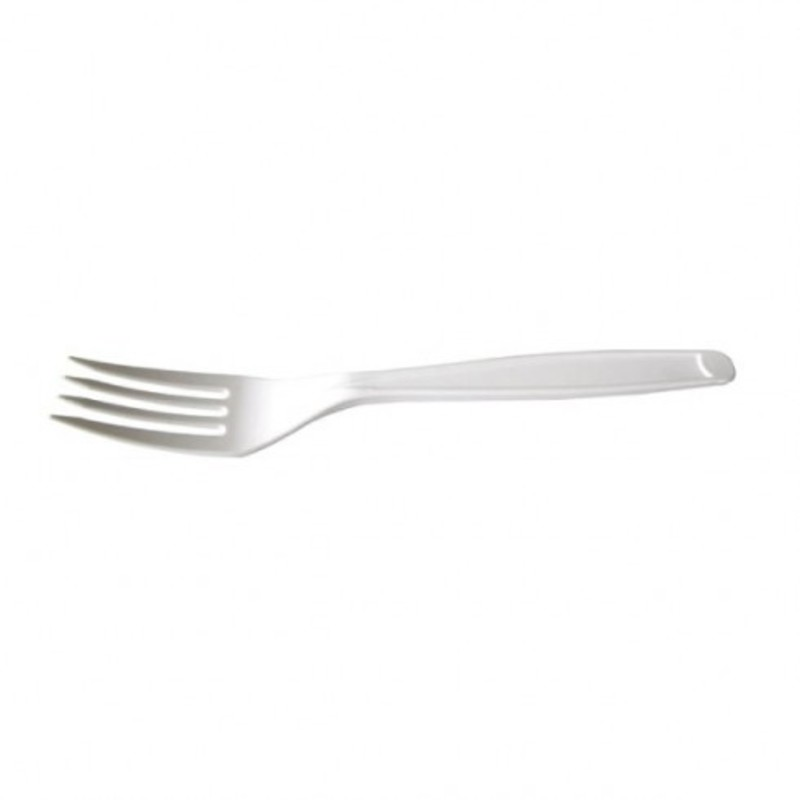 Cornpostable Fork - retail - 24 pack of 24 pcs