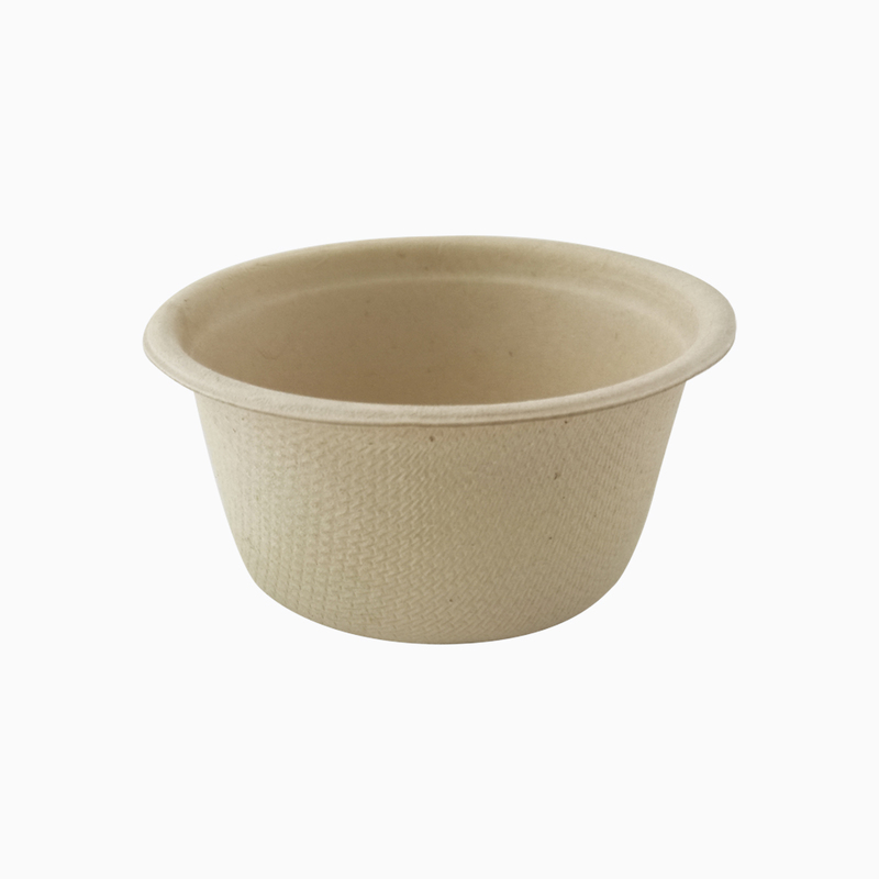 Brown Sugarcane Souffle - Portion Cup - 2 oz Dia: 2.1 in