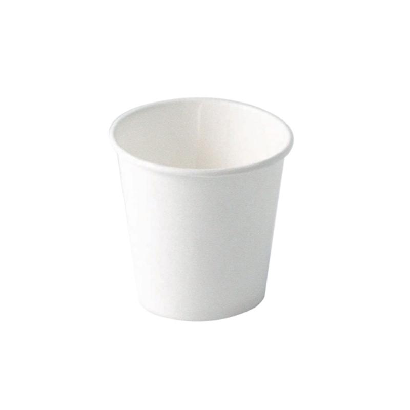 White Soup Cup - 6 oz
