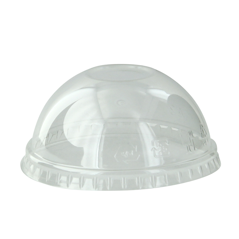 Dome Lid For 210POB90 & 210POC120N - 2.91 x 2.91 x 1.37 in
