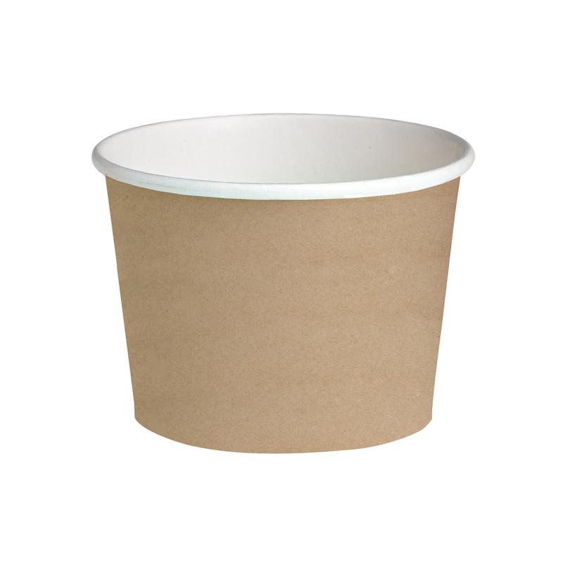 Deli Kraft Container -24oz Dia:4.5in H:3.85in