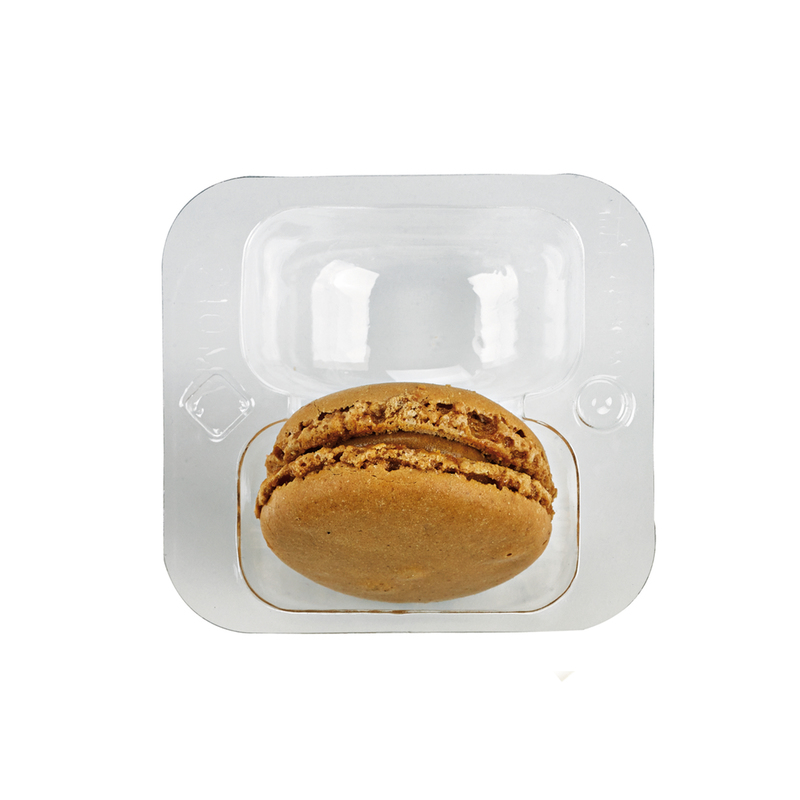 Insert For 2 Macarons With Clip Closure