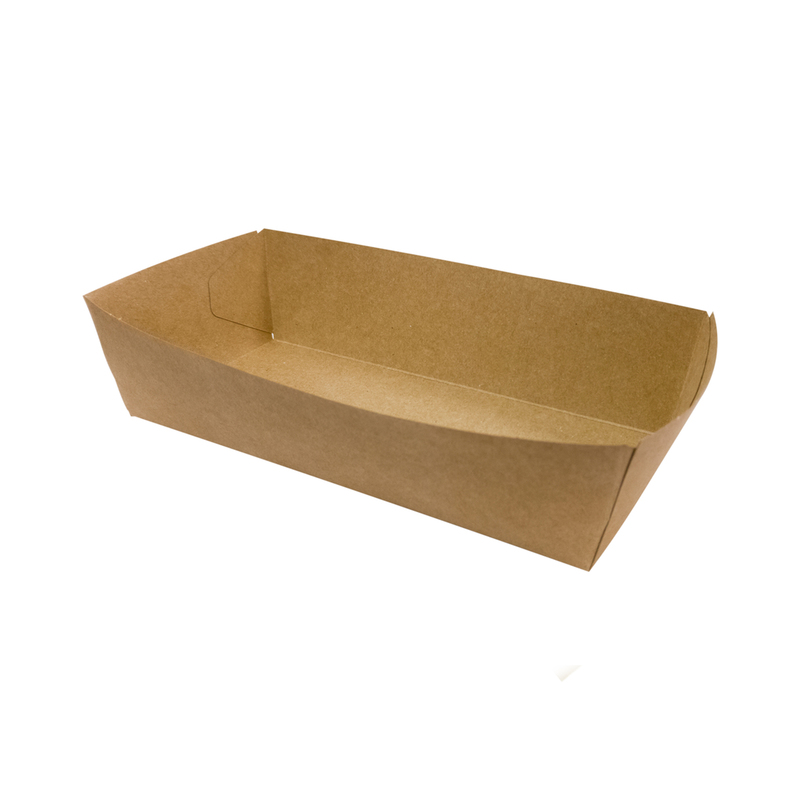 Kratf Snack Tray (Sleeve Not Included) -  L:7.9 x W:3.75 x H:1.9in