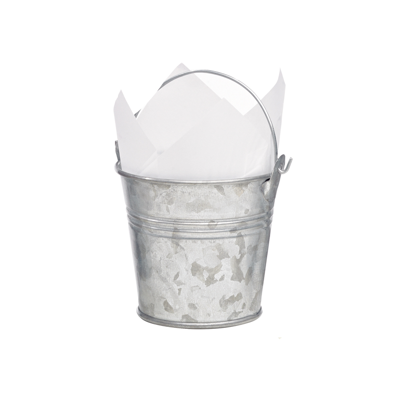 Mini Metal Bucket - 6.7oz