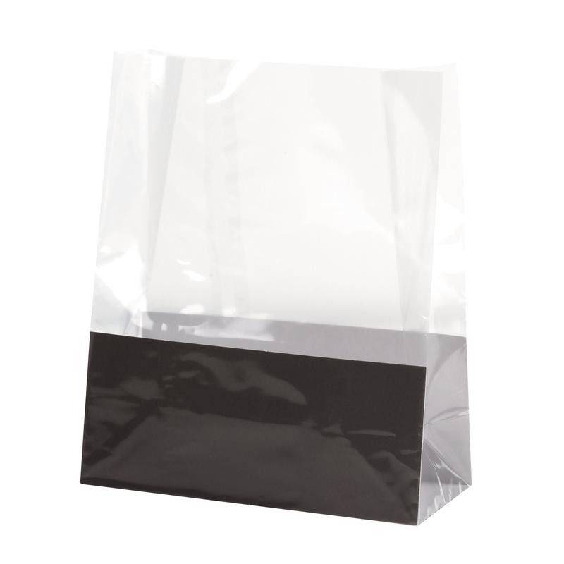 Clear SOS Bag  - 10.8 in.