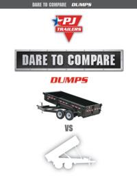 Dare to Compare Dumps