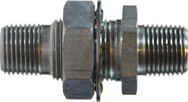 M x M Steel Bulkhead