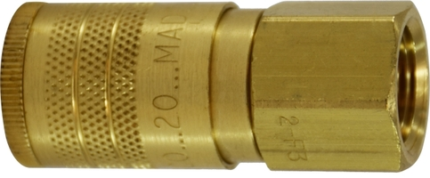 ARO 210 FIP Coupler
