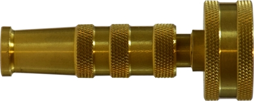 3 Crossed Pattern Brass Nozzle