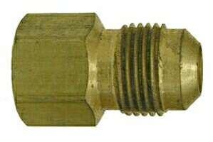 Gas Range Male Adapter