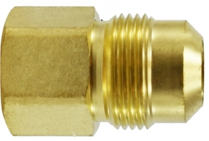 Female Adapter and Cap for Gas Range