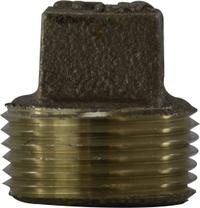 Lead Free Solid Square Head Plugs