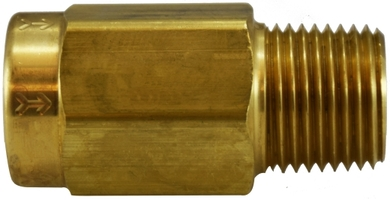 F X M 500 PSI Check Valves with Buna-N Seals