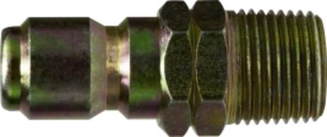Male Steel Plug