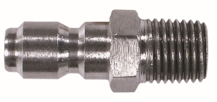 Male Stainless Steel Coupler