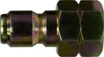 Female Steel Plugs