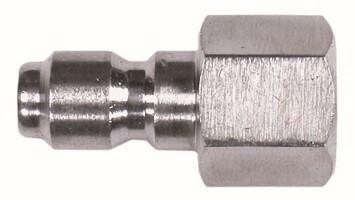 Female Stainless Steel Plug