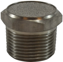 Stainless Steel Breather Vent