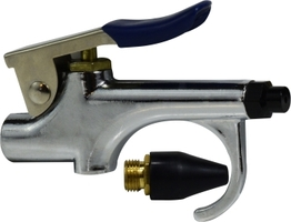 Compact Blow Gun with Rubber Tip